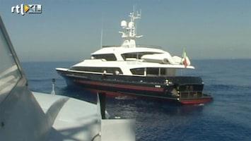 RTL Nieuws Rijke Italianen willen van hun dure boten af