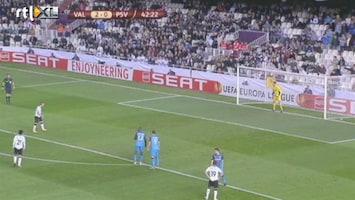RTL Nieuws Nederlaag PSV in Valencia