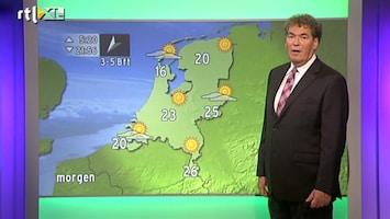 RTL Weer 'Morgen opnieuw prachtige dag met veel zonneschijn'