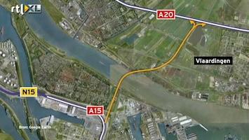 RTL Nieuws Omstreden Blankenburgtunnel komt er