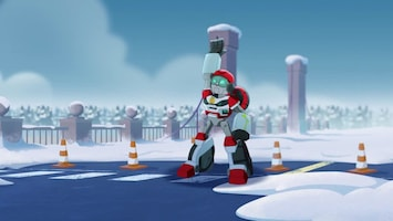 Transformers Rescue Bots Academy Afl. 38