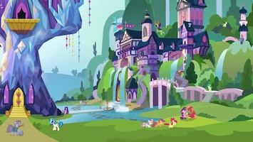 My Little Pony Tussen zon en maan
