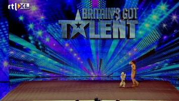 Het Beste Van Got Talent Worldwide - Die Pudsy Kan Dansen Zeg