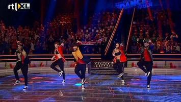 Everybody Dance Now - Optreden Funky Presidentz