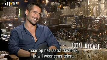 RTL Boulevard Remake van Verhoevens Total Recall