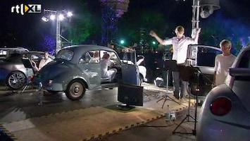RTL Nieuws Auto's als instrument in symfonieorkest