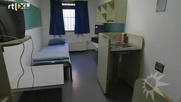 RTL Boulevard De cel van Mladic in Scheveningen