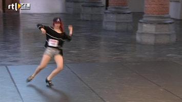 So You Think You Can Dance Tapt Cleo zich een weg naar Bootcamp?