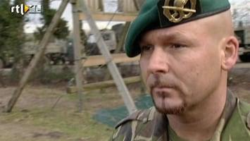 RTL Nieuws Militair Marco Kroon klaagt Staat aan
