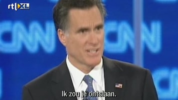 RTL Nieuws Het imagoprobleem van Mitt Romney