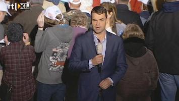 RTL Nieuws Spannende dag voorverkiezingen VS