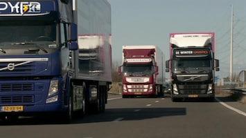 Rtl Transportwereld - Running On Flowers Kiest Volvo Fm Op Methaandiesel