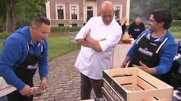 Grillmasters: Wie Is De Beste Bbq'er Van Nederland? - Afl. 1