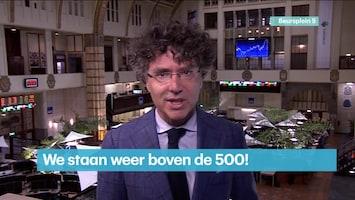 RTL Z Voorbeurs Business as usual, geeft ongemakkelijk gevoel