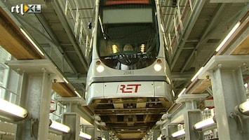 RTL Nieuws Duurzame tram van 50 miljoen in Rotterdam