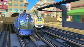 Chuggington Recordbreekster Koko