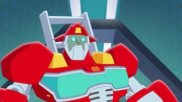 Transformers Rescue Bots Academy Afl. 18