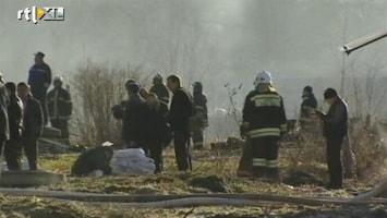 RTL Nieuws 'Patiënten in de val bij brand door tralies'
