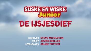 Suske En Wiske Junior De ijsjesdief