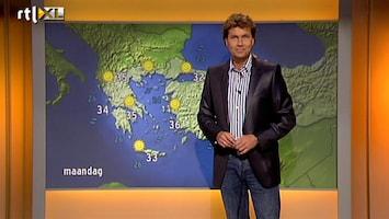 RTL Nieuws Regenachtig noorden, zuiden beter af