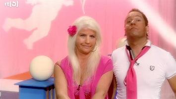Carlo & Irene: Life 4 You Jokertje en Barbie in de TV Kantine