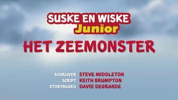 Suske En Wiske Junior Het zeemonster