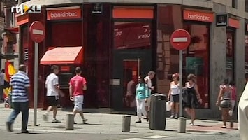 RTL Nieuws Stresstest banken vanwege Griekse crisis