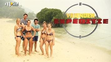 Expeditie Robinson - De Vrienden Expeditie Aflevering 1