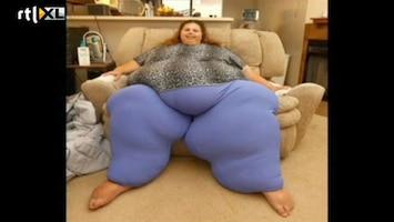 Editie NL Dit is de dikste vrouw ter wereld