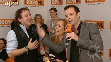 RTL Boulevard Uitreiking 100%NL Awards