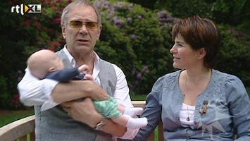 RTL Boulevard Babybezoek Rob de Nijs