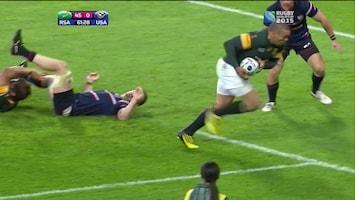 Wk Rugby - Afl. 15