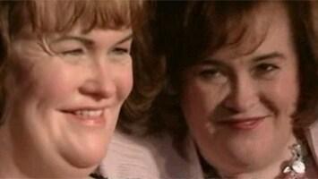 RTL Nieuws Wassen beeld van Susan Boyle