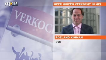 RTL Nieuws 'Opleving woningmarkt slechts tijdelijk'