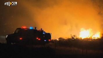 RTL Nieuws Australische bosbrand bedreigt stad