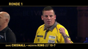 World Matchplay 2017 - Dag 2 avond