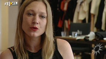 RTL Boulevard Ontwerpster Anne de Grijff voor 't eerst op Amsterdam Fashion Week