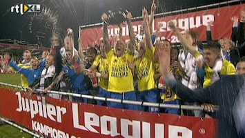 RTL Voetbal: Jupiler League Jupiler League - Beslissing seizoen '12 - '13
