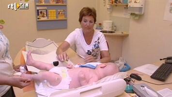 RTL Nieuws Kinkhoest vooral gevaarlijk voor baby's