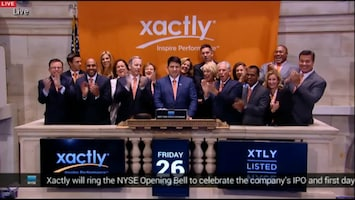Rtl Z Opening Wall Street - Afl. 125