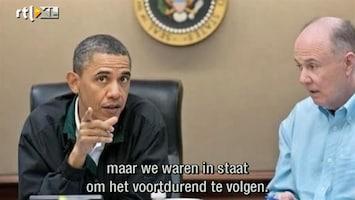 RTL Nieuws Obama volgde operatie live