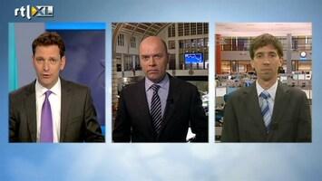 RTL Z Nieuws 16:00 uur: Slechte cijfers uit VS, beurzen onderuit