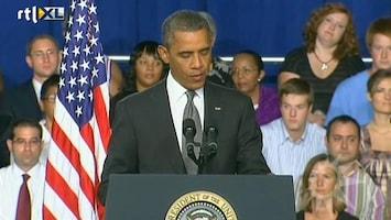 RTL Boulevard Obama houdt speech over schietpartij