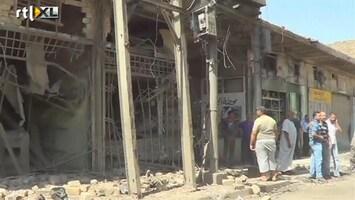 RTL Nieuws Golf van explosies in Bagdad