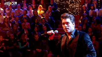 All You Need Is Love Kerstspecial Optreden Waylon