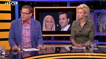 RTL Boulevard Ellemieke Vermolen ontkent huwelijkscrisis