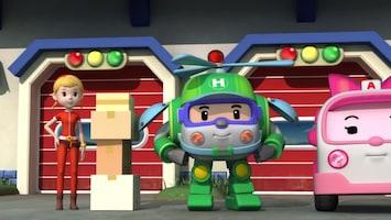 Robocar Poli - Terry's Nieuwe Vriend