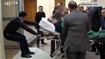 RTL Nieuws Proces tegen Mubarak voortgezet
