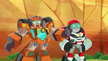 Transformers Rescue Bots Academy Afl. 50