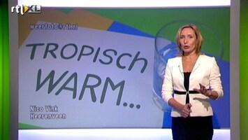 RTL Weer Buienradar Update 31 juli 2013 16:00 uur